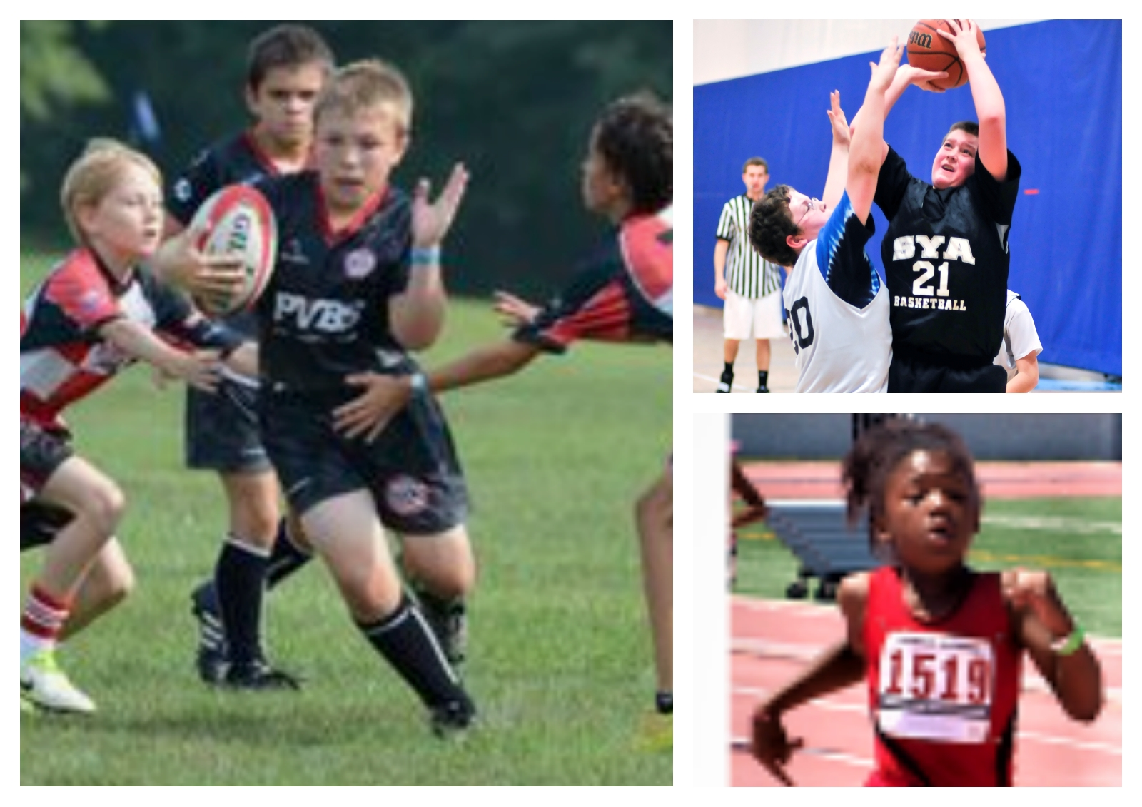 Registration for FALL Sports is OPEN!!!