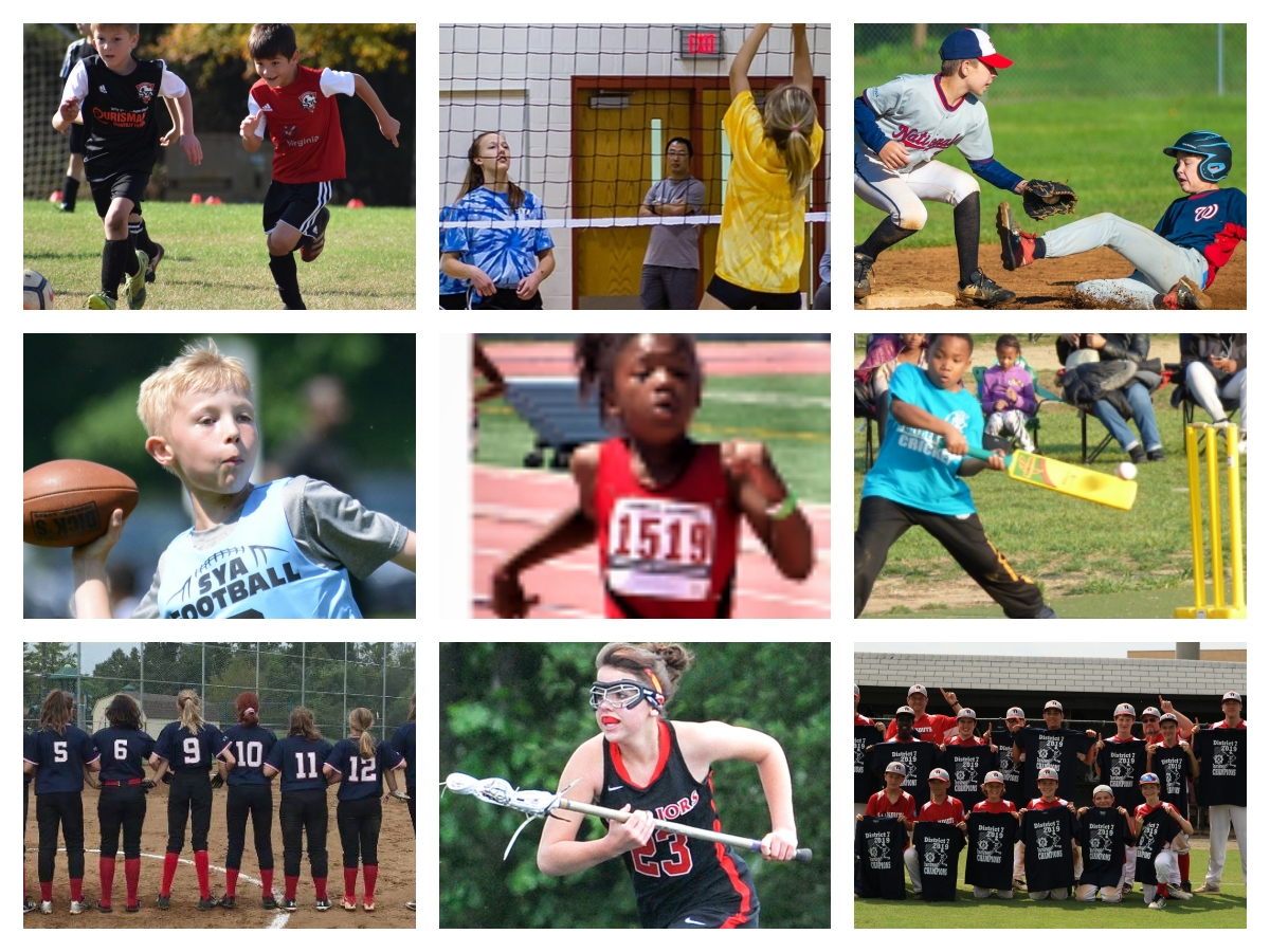 Registration for Spring Sports is OPEN!!!