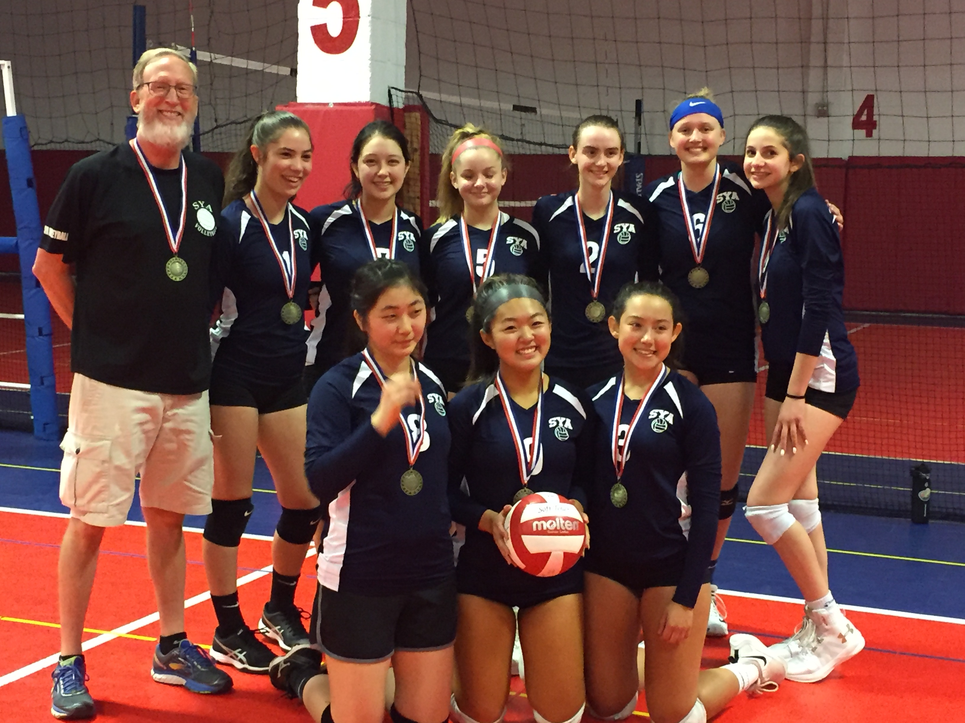About Sya Travel Volleyball Southwestern Youth Association